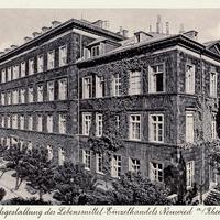 Neuwied a. Rhein, Haus für Berufsgestaltung des Lebensmittel-Einzelhandels