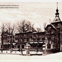 Bad-Dürrenberg -Wirtschaftsschule -Deutscher-Metallarbeiter-Verband