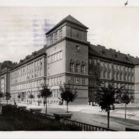 Brünn -Handelsakademie