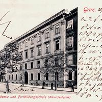 Graz -Handelsakademie-und-Fortbildungsschule -Kaiserfeldgasse