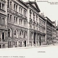 Leipzig -Handelshochschule-und-Verein-für-Volkswohl-Martha-Haus -Löhrstraße