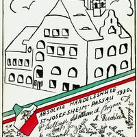 Passau -Handelsschule-St