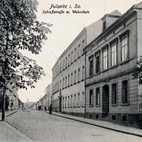 Pulsnitz -Webschule-Schißstr