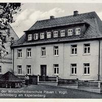 Schönberg-am-Kapellenberg -Schullandheim-der-Wirtschaftsoberschule-Plauen-im-Voigtland