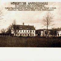 Schapen- Bez -Osnabrück  -Hübert sche-Handelsschule