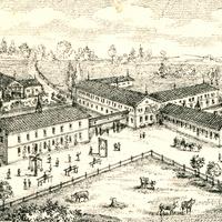 Schapen: Hübert'sche (Dorf-) Handelschule