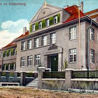 Schneeberg -Handelsschule