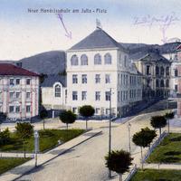 Sonneberg -Neue-Handelsschule-am-Jutta-Platz