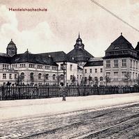 Köln -Handelshochschule