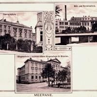 Meerane,-Web--und-Handelsschule,-Oberrealschule,-Bürgerschule-und-höhere-Bürgerschule-für-Mädchen