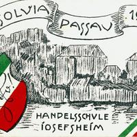 Passau -Handelsschule-Josefsheim -Absolvia-1926