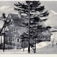Graz -Schülerheim-Herzogberg -Poststempel-1934