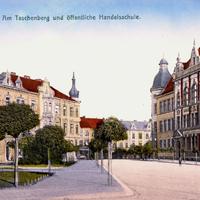 Brüx,-Öffentliche-Handelsschule-(Am-Taschenberg)