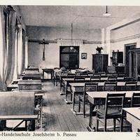 Josefsheim b. Passau Mädchen-Handelsschule