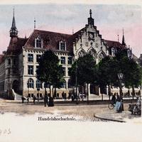 Köln,-Handelshochschule,-Absendedatum-1903