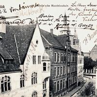 Osnabrück,-Noelle'sche-Handelsschule,-Poststempel-1905