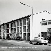 Ried-im-Innkreis-(Oberösterreich),-Kaufmännische-Gewerbe--und-Berufsschule
