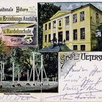 Uetersen,-Internationale-Höhere-Lehr--und-Erziehungsanstalt-und-Handelsschule,-geründet-1854