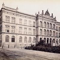 Wien,-Handelsakademie