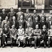 Handelsschule -Abschlussklasse-1926