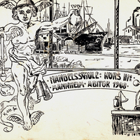 Mannheim -Handelsschule -Absolvia-Abitur-1908 -Kurs-III