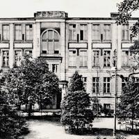 Goerlitz -Handelsschule -Absendedatum-1921