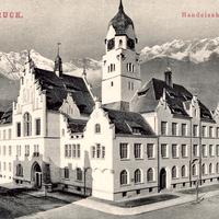 Innsbruck Handelsakademie, Absendedatum-1906