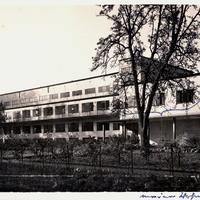 Rheydt -Staatliche-Handels--und-Gewerbeschule-für-Mädchen -Schulheim -Absendedatum-1949