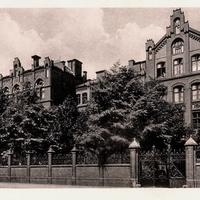 Berlin -Berufsschule-für-Mädchen -Kontoristinnen -Handels--und-Höhere-Handelsschule -