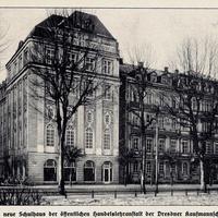 Dresden -Öffentliche-Handelslehranstalt-der-Dresdenr-Kaufmannschaft -neues-S