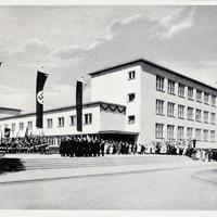Königsberg -Handelshochschule -Weihe-und-Rektoratsübergabe-an-Prof -Dr -Hummel