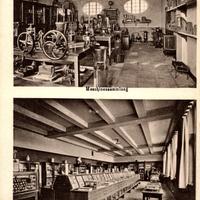 Braunschweig, Drogisten-Akademie (Maschinensammlung und Grosser Sammlungssaal)