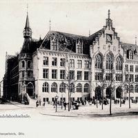 Köln, Handelshochschule