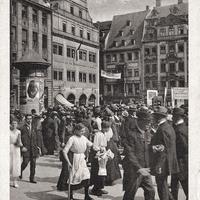 Leipzig zur Messe, Markt-Messamt