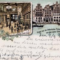Altdeutsche Trinkstube 1899