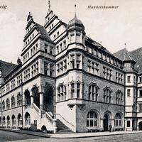Braunschweig Handelskammer 1913