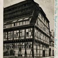 Tübingen Gewerbe- und Handelsschule 1923