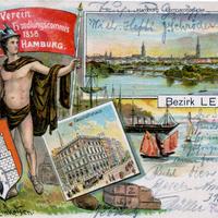 Verein für Handelscimmis 1858 zu Hamburg Bezirk Leipzig