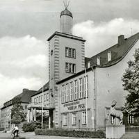 "Glauchau (Sa.) Betriebsberufsschule ""Wilhelm Pieck"""