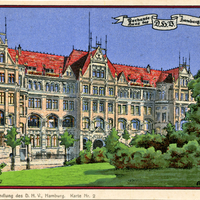 Hamburg Handlungsgehilfen-Verband Verbandshaus