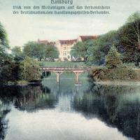 Hamburg Verbandshaus des Deutschnationalen Handlungsgehilfen-Verbandes