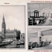 Hamburg Verein für Handlungs-Commis von 1858