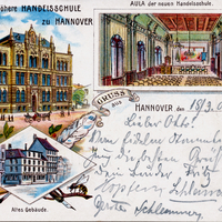 Hannover Städtische höhere Handeslschule