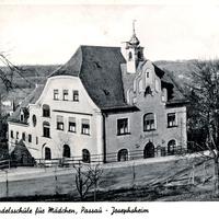 Passau Dreiklassige Handeslschule für Mädchen - Josephsheim