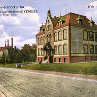 Seifhennersdorf a.S. Web- und Handelsschule