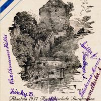 Burghausen Absolvia 1937