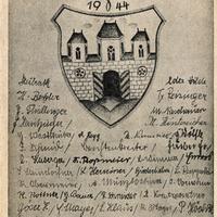 Burghausen Absolvia 1944
