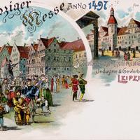 Leipzig Messe 1897
