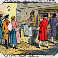 Leipzig Messe Buchhändler