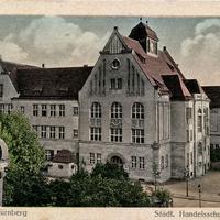 Nürnberg Städtische Handelsschule